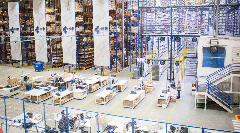 Supply chain management suite in Qatar